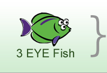 Eye Fish Logo