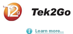 Tek2go - Personal Electronics and Lifestyle Products